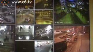 Video | Neve da paura a Milano. Traffico in tilt 21/12/2009