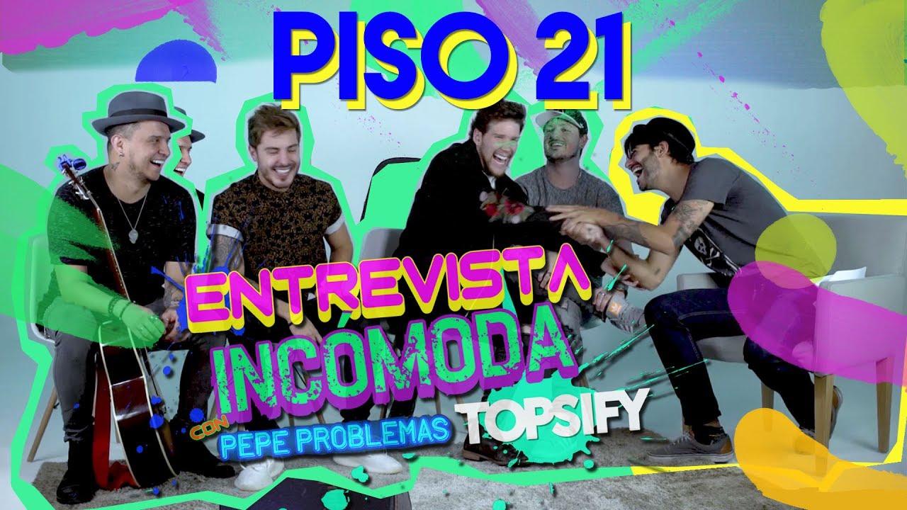 Entrevista inc moda con pepeproblemas piso 21 youtube for Piso 21 besandote