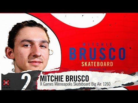 MITCHIE BRUSCO: #2 | X Games 2019 Top 10 Moments