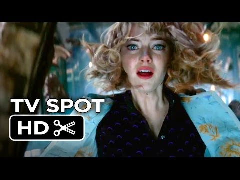 The Amazing SpiderMan 2 TV SPOT  Everything Changes 2014  Emma Stone Movie HD