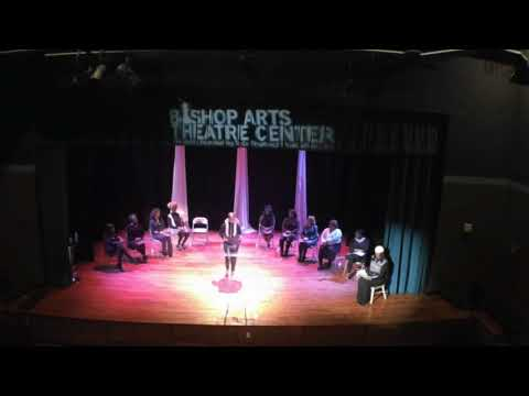 The Monologue Project at Bishop Arts Theatre Center in Dallas—Monday 20 November 2017