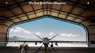 Report: Drone warfare takes traumatic toll on U.S. military personnel
