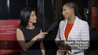 PopCom Founder and CEO Dawn Dickson @ Bayer G4A Launch NYC | WTF Health
