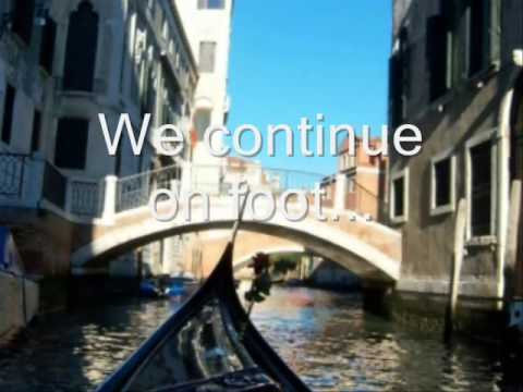 My Prestigious Original and Best Artviva Gondola Tour Venice Italy Cheap Budget Italy Tours