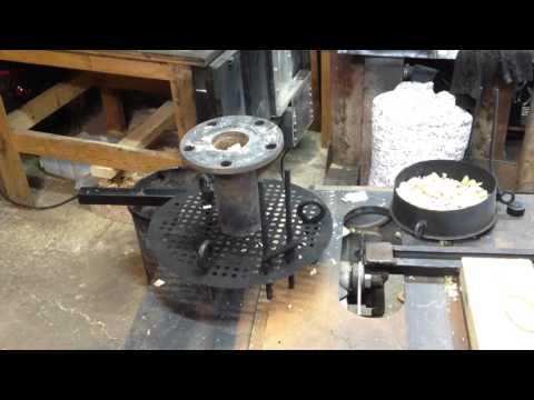 woodgas grate design