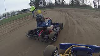 Lily Smith Racing Videos Goodhope Speedway 4-21-18 Heat1