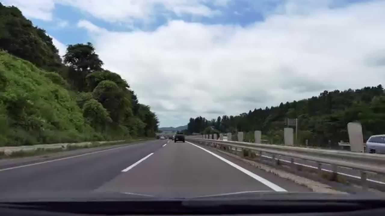 東北自動車道 上り 二本松IC - ...