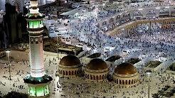 Un attentat déjoué contre la grande mosquée de La Mecque