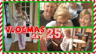 This isn't goodbye, it's see you later! ❄ Vlogmas Day 25 Thumbnail