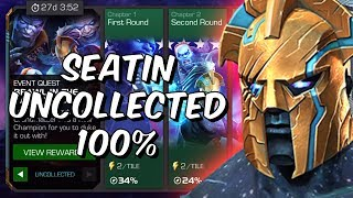 Brawl in The Battlerealm Uncollected 100% - Aegon & The Champion Event - Marvel Contest Of Champions