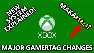 Major Gamertag Changes Coming to Xbox Live - New Features and System Explained