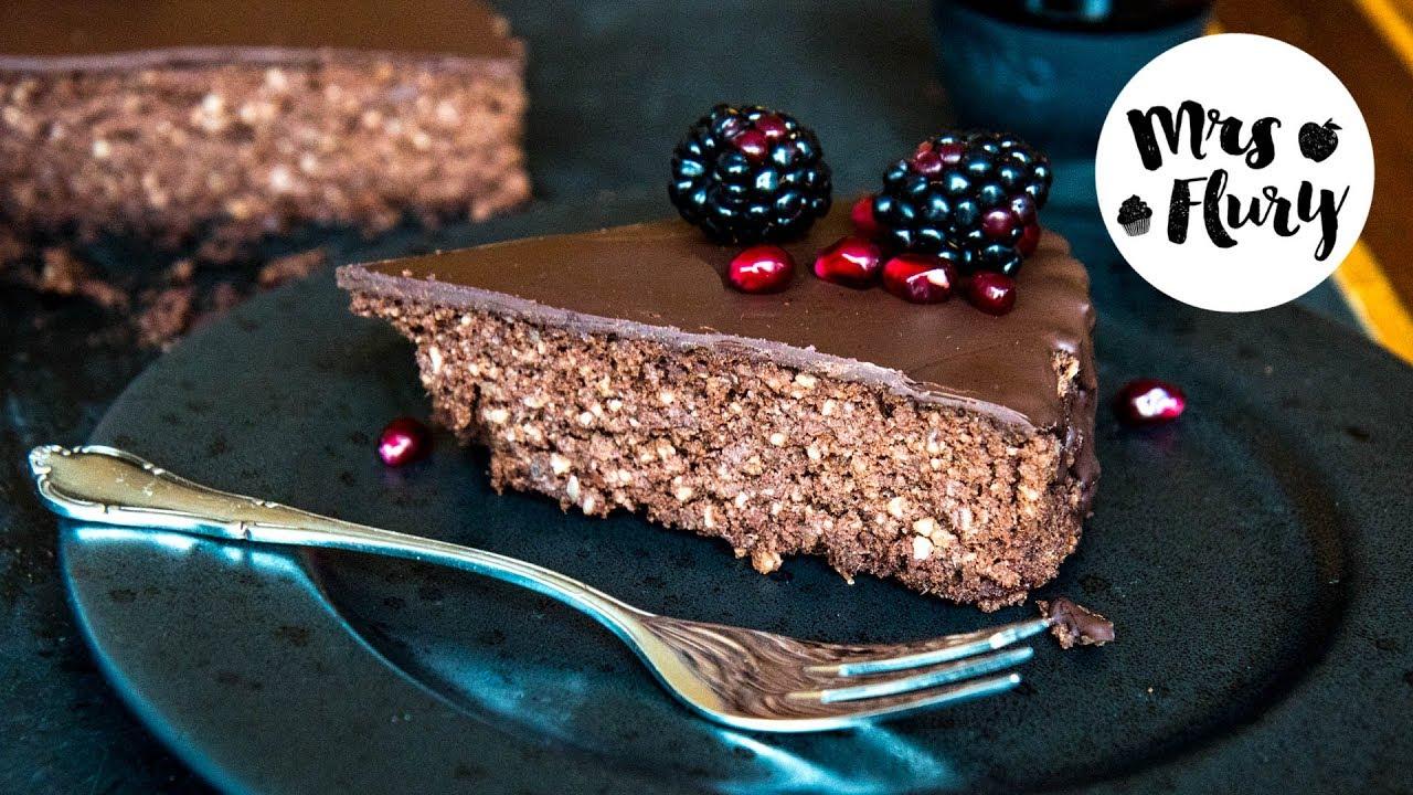 Bester Gesunder Schokoladenkuchen Ohne Zucker Glutenfrei