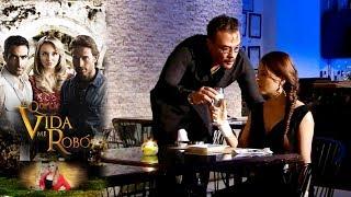 Pedro amenaza de muerte a Maria | Lo que la vida me robó - Televisa