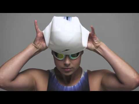 How To Fit Your  Fastskin3 Swim Cap By Speedo - SwimShop
