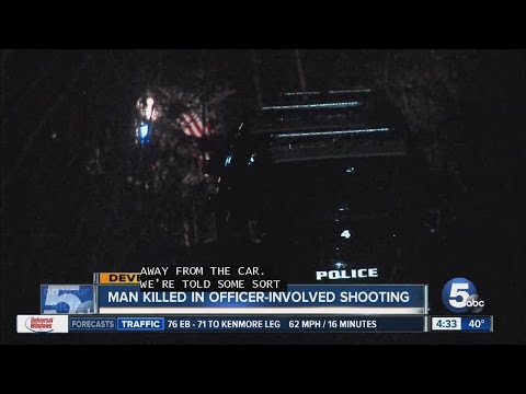 Fatal officerinvolved shooting following crash in Hudson  Meg Shaw