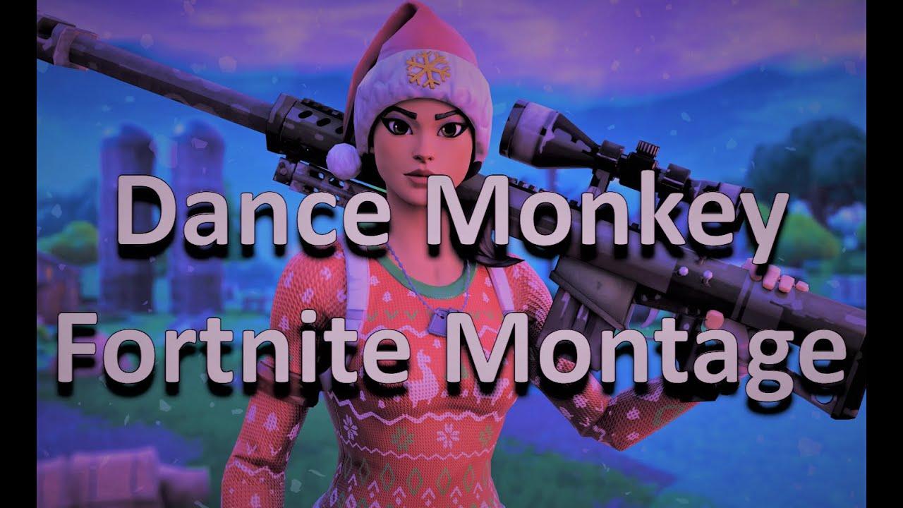 Dance Monkey Fortnite Montage (Tones and I) - YouTube