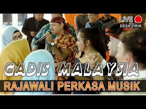 #yusyunus GADIS MALAYSIA - RAJAWALI PERKASA - LIRIK (OKI) #orkespalembang #dangduthits #rwpmusik