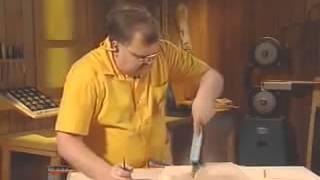 Работа с ручным фрезером Урок 2