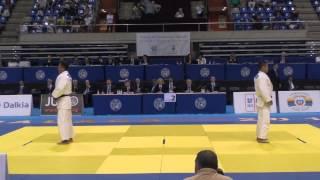 World Judo Kata Championship MALAGA Nage-No-Kata Japan M.Sakamoto & T. Yokoyama