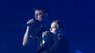 A-Ha - Crying In The Rain - Live in Birmingham 29/03/2016 Barclaycard Arena