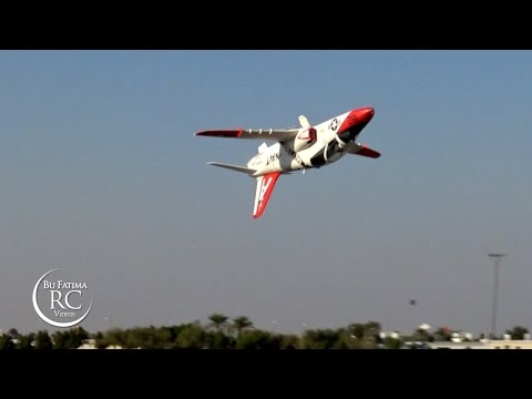 BAE Hawk RC Jet - UAE ToP Jet 2015