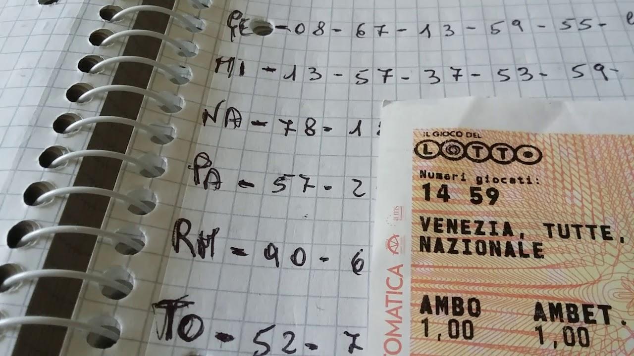 Lotto 20.6.20