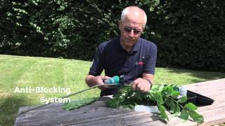 Bosch ISIO III Cordless Shape and Edging Shears - from Toolstop