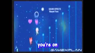 Rhythm Heaven Fever - Dreams Of Our Generation - Night Walk -Lyrics Video