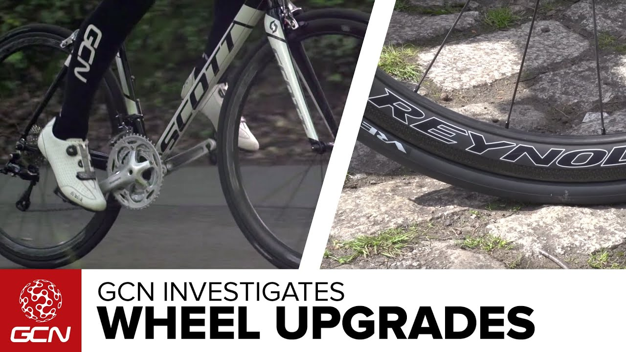 Are Wheels The Best Upgrade You Can Make To Your Bike?