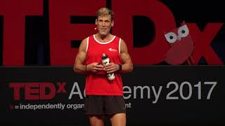 Finding your best self | Dean Karnazis | TEDxAcademy