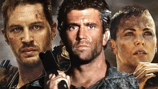4 Mad Max Movies Ranked
