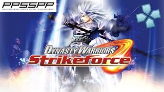 Dynasty Warriors: Strikeforce - PSP Gameplay (PPSSPP) 1080p