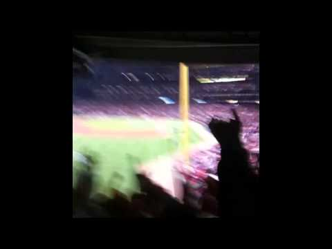 David Freese Game Tying Triple in the 9th Inning of Game 6 of the World Series 2011