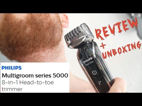philips-series-5000-multigroom-review-|-unboxing-|-test