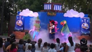 Repeat youtube video Video Nº 4  Animagic Presenta: Peter Pan y la Sombra Perdida, Algeciras a 15/09 2013.