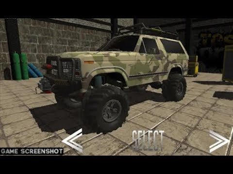 Test Drive : Off-Road (by REDFOX Software) - Trailer Game Gameplay (Android, IOS) HQ