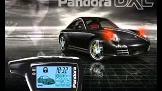 Інструкція до сигналізації Pandora DXL прикол