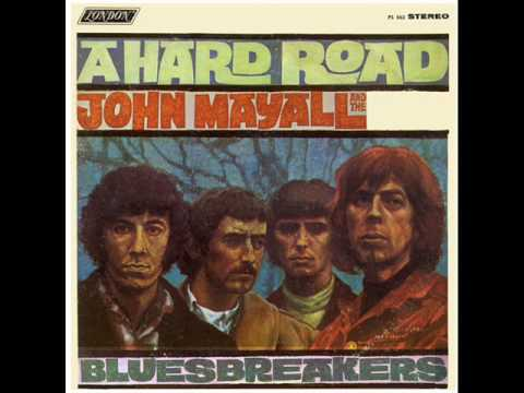 The Stumble as done by John Mayall and the Bluesbreakers