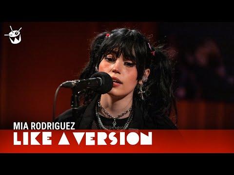 Mia Rodriguez covers Rex Orange County 'Corduroy Dreams' for Like A Version thumbnail
