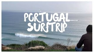 In Portugal surfen: Ericeira, Peniche, Algarve - Portugal ist DIE Surfdestination Europas