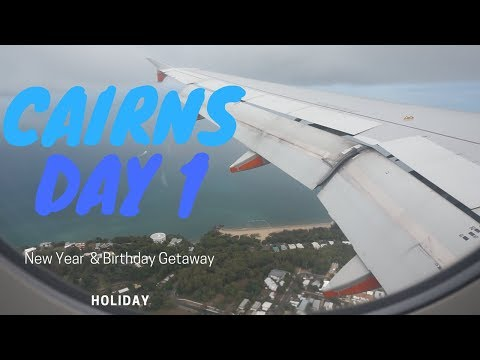 FLY TO CAIRNS DAY 1 | Its Flair'sLife