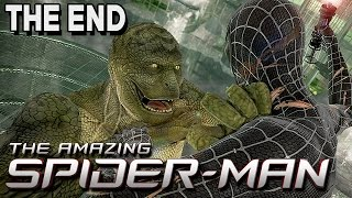 The Amazing Spider-Man Gameplay German ENDE - Die Echse Boss Fight