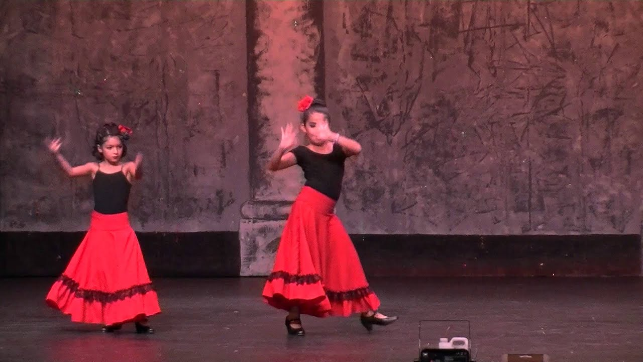 22 Flamenco Kids - YouTube