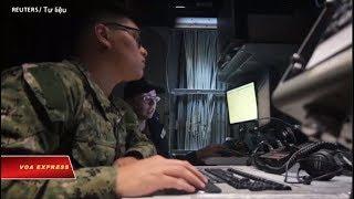 Truyền hình VOA 14/9/19: Tàu khu trục Mỹ áp sát Hoàng Sa