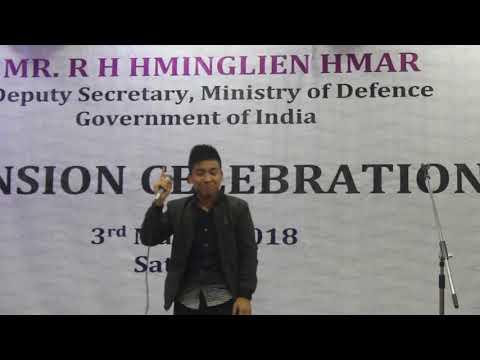 Sex a tullo (live)- Thawhlehnaniropuia(Puipuia) @Mizoram House Auditorium, New Delhi