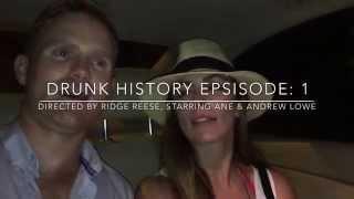 Drunk History Epsisode: 1 Cristopher Columbus