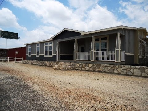 Triple wide manufactured homes for Triple net houses