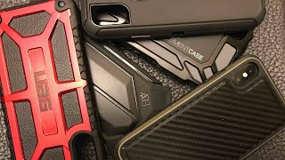 Heavy duty protection comes in many different styles. Which is the best? Case giveaway in this video. Links to my Social Media. Twitter:.