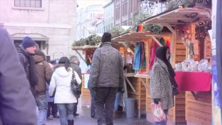 Christmas Shopping In Québec City