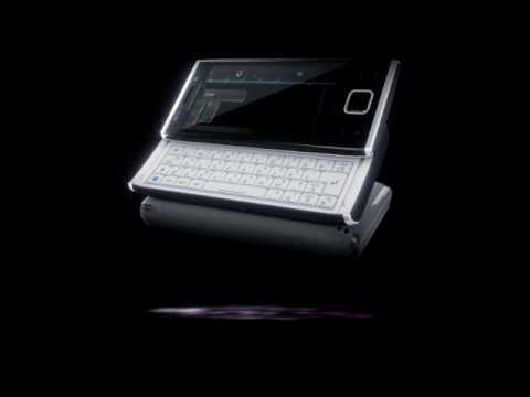 Sony Ericsson X2 Commercial Promo Video Official